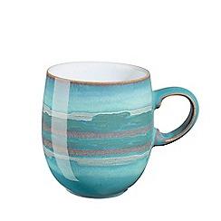 Denby - Aqua 'Azure Coast' mug