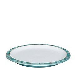 Denby - Aqua 'Azure Coast' dinner plate