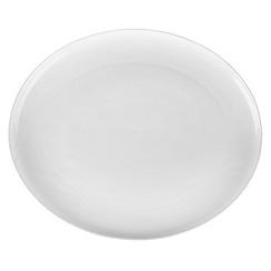 Denby - White Grace platter