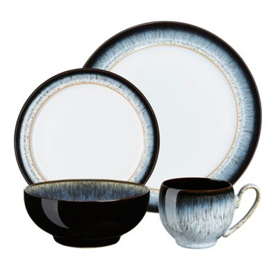 Denby - Halo sixteen piece dinner set  sc 1 st  Debenhams & Denby - Dinner sets - Home | Debenhams