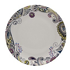Denby - Monsoon cosmic round platter