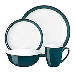 Denby - 'Greenwich' 16 piece dinnerware set