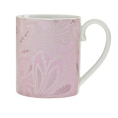 Denby - Fine china 'Monsoon Chantilly' mug
