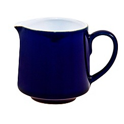 Denby - Stoneware dark blue small jug