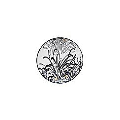 Denby - 'Monsoon Chrysanthemum' pastry plate