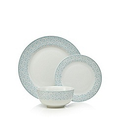 At home with Ashley Thomas - 12 piece porcelain dinner set