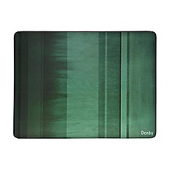 Denby - Pack of 6 green placemats
