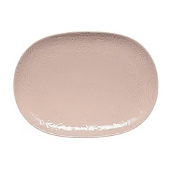 Denby - Large 'Monsoon Gather' platter