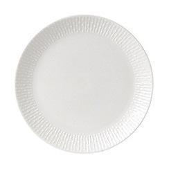 Royal Doulton - Hemingway white 27 dinner plates