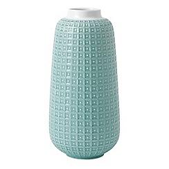 Royal Doulton - Hemingway blue medium vase