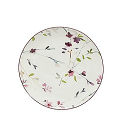 RJR.John Rocha - White floral side plate
