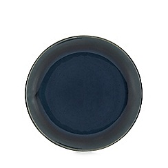 Home Collection - Dark green 'Reactive' side plate