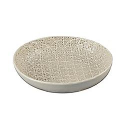 Murmur - Grey textured stoneware bowl