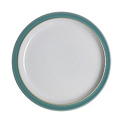 Denby - 'Elements' fern green medium plate