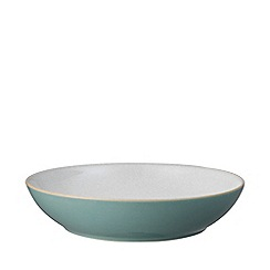 Denby - 'Elements' fern green pasta bowl