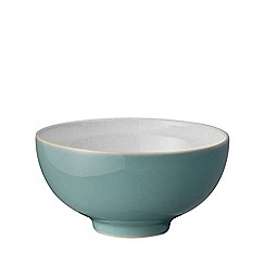 Denby - 'Elements' fern green rice bowl