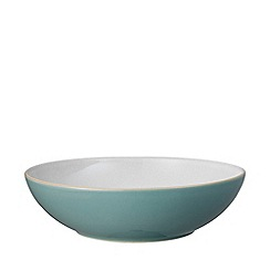 Denby - 'Elements' fern green serving bowl