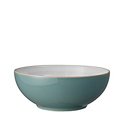 Denby - 'Elements' fern green cereal bowl