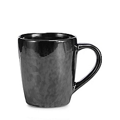 Home Collection - Black 'Monte' mug