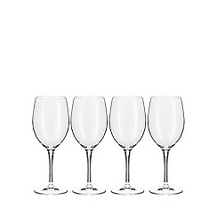 J by Jasper Conran - Set of four 'Audley' small wine glasses