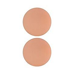RJR.John Rocha - Set of two beaten copper placemats