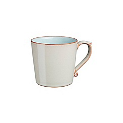 Denby - Glazed 'Heritage Pavilion' cascade mug