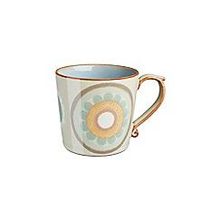 Denby - Glazed 'Heritage Terrace' accent large mug