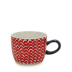 Debenhams - Red Mug