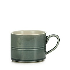 Debenhams - Green Large Glazed Mug