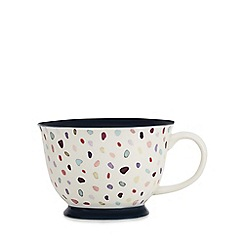 At home with Ashley Thomas - bloom' confetti print mug