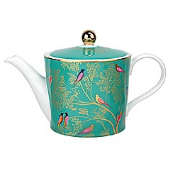 Sara Miller - Multi-coloured 'Chelsea' tea pot