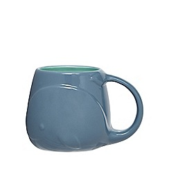Home Collection - Blue whale mug