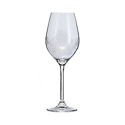 Home Collection - Feather wine glass