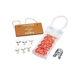 Kitchencraft - Prosecco gift set