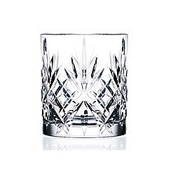 Royal Crystal Rock - Set of 6 crystal 'Melodia' tumblers