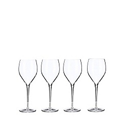J by Jasper Conran - Set of 4 'Davenport' wine glasses