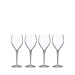 J by Jasper Conran - Set of 4 'Davenport' wine glasses
