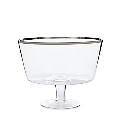 Home Collection - Glass Trifle Dish