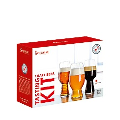 Spiegelau - 3 Piece Crystal Craft Beer Tasting Kit