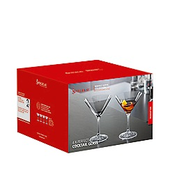 Spiegelau - Set of 4 Crystal Cocktail Glasses