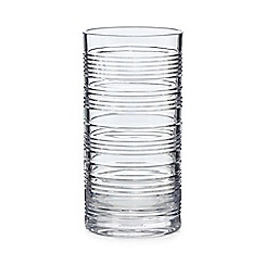 Home Collection - Clear ribbed highball glass