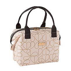 Beau & Elliot - Cream convertible tote lunch bag