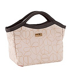 Beau & Elliot - Cream insulated lunch bag