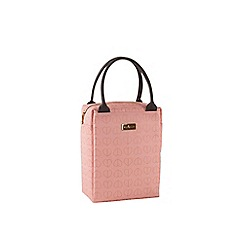 Beau & Elliot - Pink insulated tote lunch bag