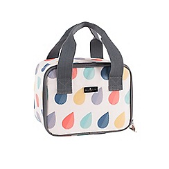 Beau & Elliot - Raindrops personal cool bag
