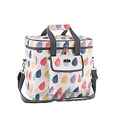 Beau & Elliot - Raindrops family cool bag