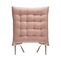 Debenhams - Pink Seat Pad