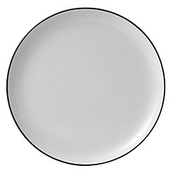 Gordon Ramsay By Royal Doulton - White 'Bread Street' dinner plate