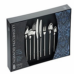 Arthur Price - 'Feast' by Laurence Llewelyn Bowen 18/10 stainless steel 44 piece 6 person luxury boxed cutlery set