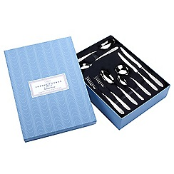 Arthur Price - Sophie Conran Dune 18/10 Stainless Steel 44 piece 6 person boxed cutlery set